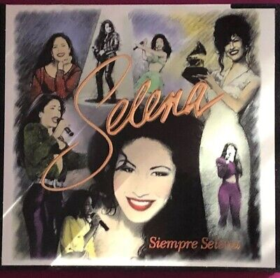 Siempre Selena by Selena (CD, Nov-1996, EMI Music Distribution)