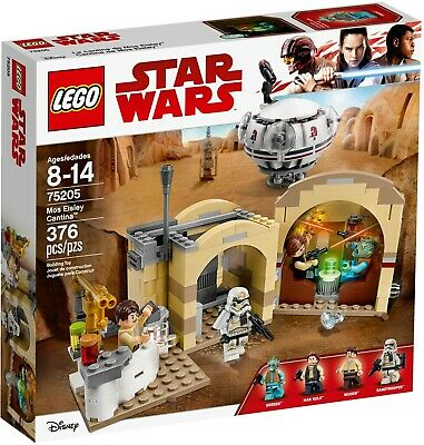 LEGO STAR WARS Wuher MINIFIG new from Lego set #75205 Mos Eisley Cantina