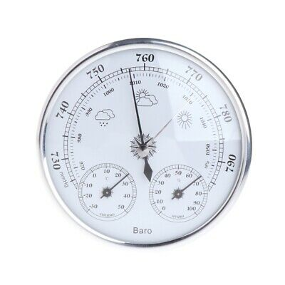 NEW Household Weather Station Barometer Hygrometer Thermometer Wall Hanging