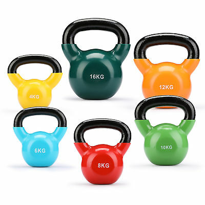 Cast Iron Kettlebells Weight Strength Training Kettlebell Gym Exercise Workout