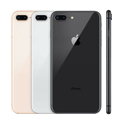 Apple iPhone 8 Plus 64GB ( Ohne Simlock ) Gold/Silber/Spacegrau