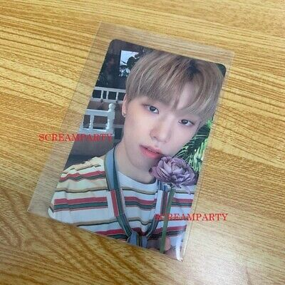 SEVENTEEN Happy Ending Dino Carat official photocard limited japan CD diamond dk