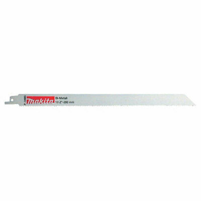 Makita Specialized Reciprocating Saw Blades 280mm Pack of 5