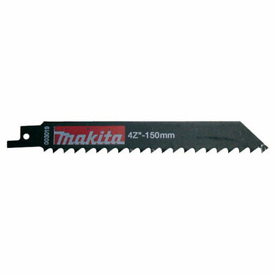 Makita Wood Reciprocating Saw Blades 150mm Pack of 5