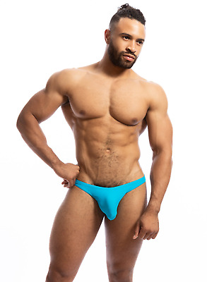 N2N Little Beach Thong BB9 (Turquoise & Royal)