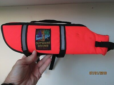 Outward Hound Small Dog Life Jacket safety preserver coat vest jacket boating