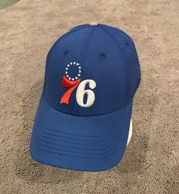 a0156930ce784e Philadelphia 76ers Hat Strapback Welcome to the Moment SGA Giveaway NBA Cap
