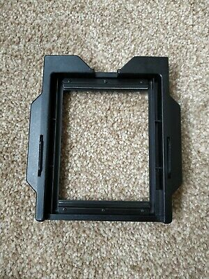 "Horseman 4x5"" ground glass back / film holder 450 450EM 450EMII L45 etc."