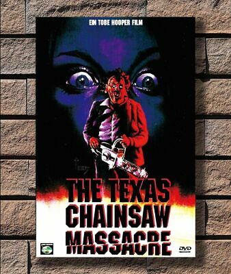 W786 THE TEXAS CHAINSAW MASSACRE Movie Horror Leatherface Poster Hot