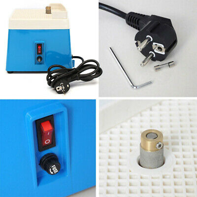 220V Portable Mini  Stained Glass Grinder Diamond Automatic Art Grinding Tools