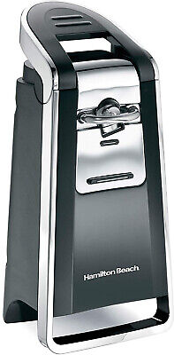 Hamilton Beach (76606ZA) Smooth Touch Electric Automatic Can Opener With Easy