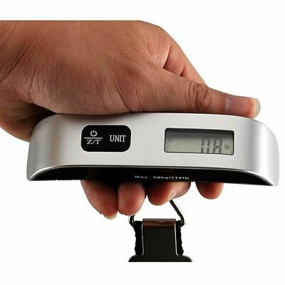 Luggage Portable Hanging Scale Digital Suitcase Travel Bag Weighting-machine