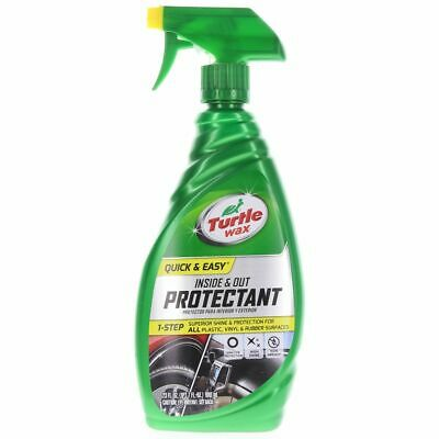 Turtle Wax Quick & Easy Protectant 680ml