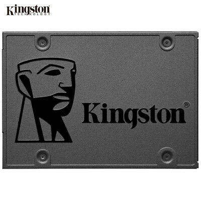 "Kingston A400 480GB SATA3 SSD Series R 500MB/s 2.5"" Solid State Drive SA400/480G"