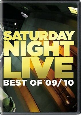Saturday Night Live: Best of '09/'10 (2011, DVD NUEVO) WS (REGION 1)