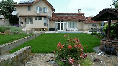 Bulgarian Property - 3 Bedroom Detached House with Pool - Just 6Km From The Sea!