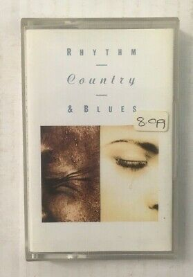 """Various Artists """"Rhythm Country And Blues"""" Tape Cassette - Never Been Played"""