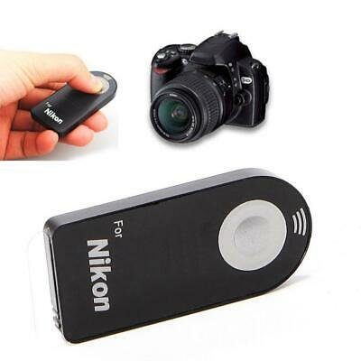 IR Wireless Remote Control For NIKON MLL3 D5300 D5100 D5200 D3200 D80 D60 F75
