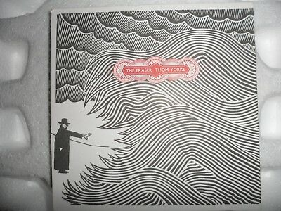 """Thom Yorke (Radiohead) """"The Eraser Remixes"""" JAPAN CD WPCB-10088 Authentic"""