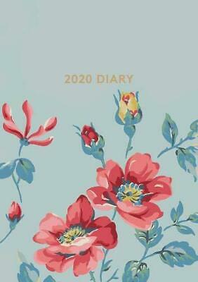 Official Cath Kidston Pembroke Rose A5 2020 Diary