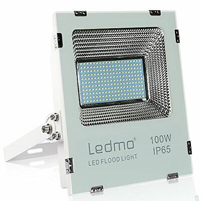 Projecteur Led exterieur 100W 6000K projecteur led blanc IP65   (Blanc 100w)
