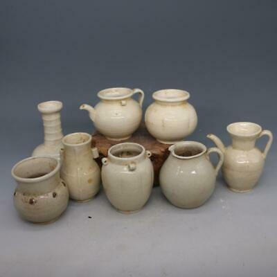 A Fine Collection of Chinese 11thC Song Xianghu Ware湘湖窑 Porcelain Vase Pot