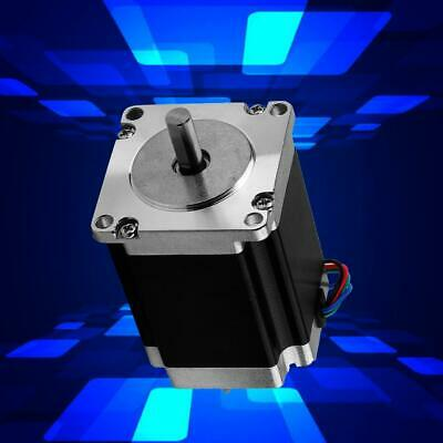 3A 2 Phase Stepper Motor 1.8° 23HS8430 Respond Quickly Stepping Motor 8mm Shaft