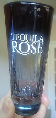 Tequila Rose tall shot glass
