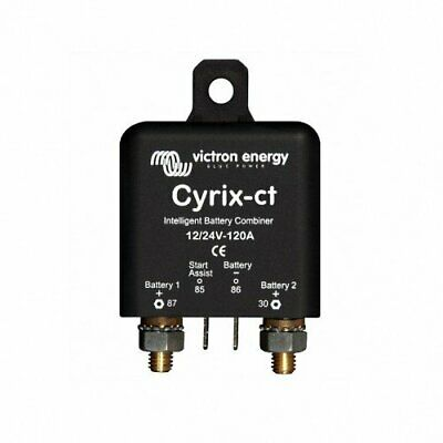 Coupleur de Batterie Cyrix Ct 12/24V 120A Victron Energy