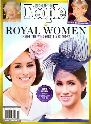 CLEARANCE!  Royal Women (People Special Edition) 2019