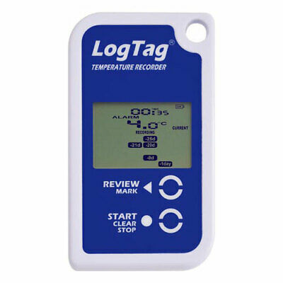 LogTag TRID30-7R Temperature Recorder with 30 Day Summary LCD Display