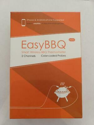 Lumsing Easy BBQ Smart Wireless Grill Thermometer with App (iOS/Android) - New