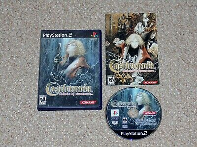 Castlevania: Lament of Innocence Sony PlayStation 2 PS2 Complete
