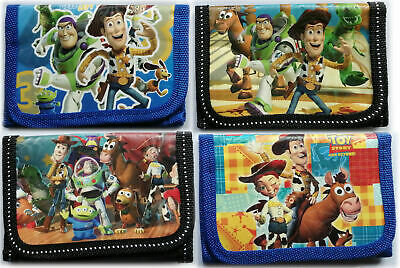 ** Childrens ** TOY STORY Coin Purse ** Choose Design ** UK STOCK ** Money Kids