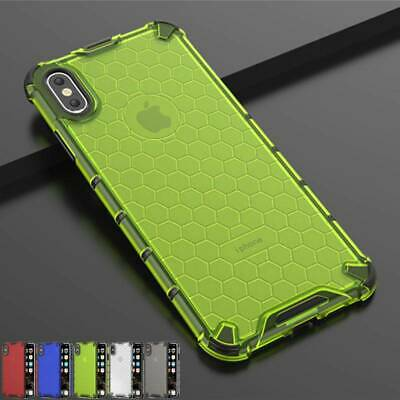 For iPhone Xs max X XR 6S 7 8 Plus Case ShockProof Hybrid Armor Heavy Duty Cover