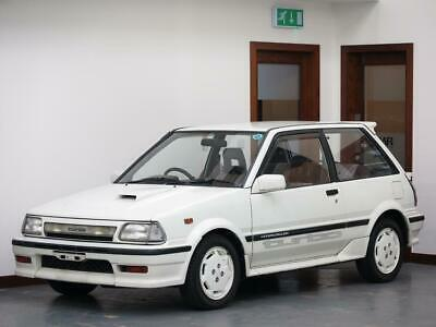 1989 Toyota Starlet TURBO S EP71 3dr