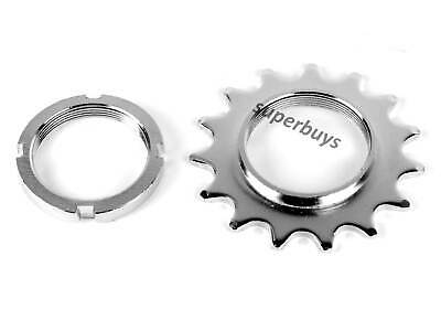 15T Single Speed Bicycle Track Cog Bike Fixed Cassette Sprocket Chain Ring