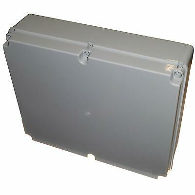 460mm Rectangular Adaptable Box Enclosure Junction Box  PVC IP56 Waterproof B460