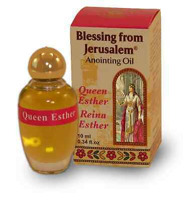 Queen Esther Anointing Oil - Blessing from Jerusalem (10 ml.)