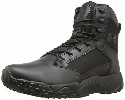 Under Armour Men's Stellar Military and Tactical, Black (001)/Black, Size 11.5 h