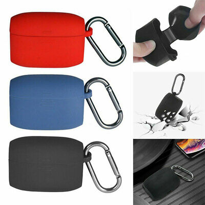Full Protective Silicone Case Cover Pouch For Jabra Elite Active 65t Earphone