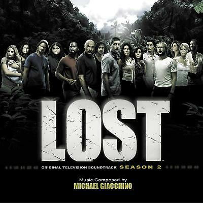 Lost (Season 2) (Soundtrack CD) Michael Giacchino