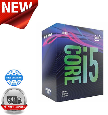 Intel Core i5-9400F 1151 6 Core 2.90GHz 6MB Coffee Lake Refresh 65W Retail CPU