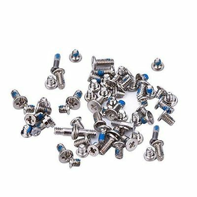 Full Replacement Screw Set + Silver Bottom Screws For Iphone 5S 6S 7 7P 8 8P 8X