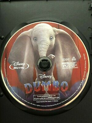 DUMBO LIVE ACTION (4K Ultra HD Disc ONLY) + TARGET CASE/FILM BOOK