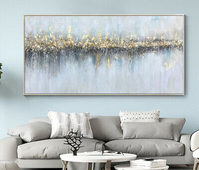 VV610 Large 100%Hand Painted abstract Oil Painting on canvas Frameless