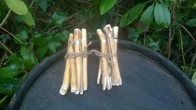 12 Traditional Dolly Clothes Pegs Handmade In Cornwall by Ramblin Irish Gypsy