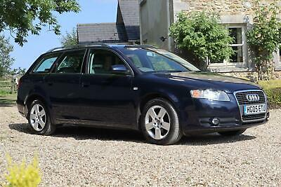 Audi A4 Avant 1.9TDI 2005 SE - FaceLift - FSH - Lovely example - Superb MPG -