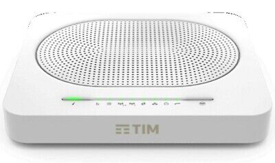 MODEM TIM SMART TECHNICOLOR TG789vac ROUTER WIFI ADSL FIBRA TIM + CAVI