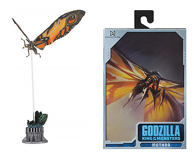 Godzilla: King Of The Monsters Mothra Action Figure Neca In Stock
